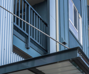 Metal Canopy Grandview Apts. & C A N O P I E S | Hu0026L ALUMINUM USA